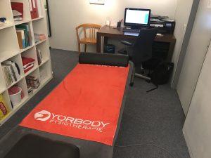 YorBody Fysiotherapie Amsterdam-Centrum Haarlemmerhouttuinen