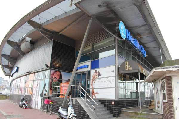 Fysiotherapie Rotterdam De Boompjes
