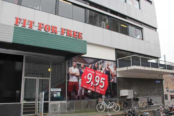 Fysiotherapie Rotterdam Centrum Hoogstraat