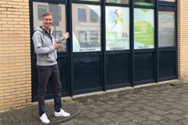 Fysiotherapie Amsterdam IJburg