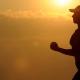 hardlopende vrouw