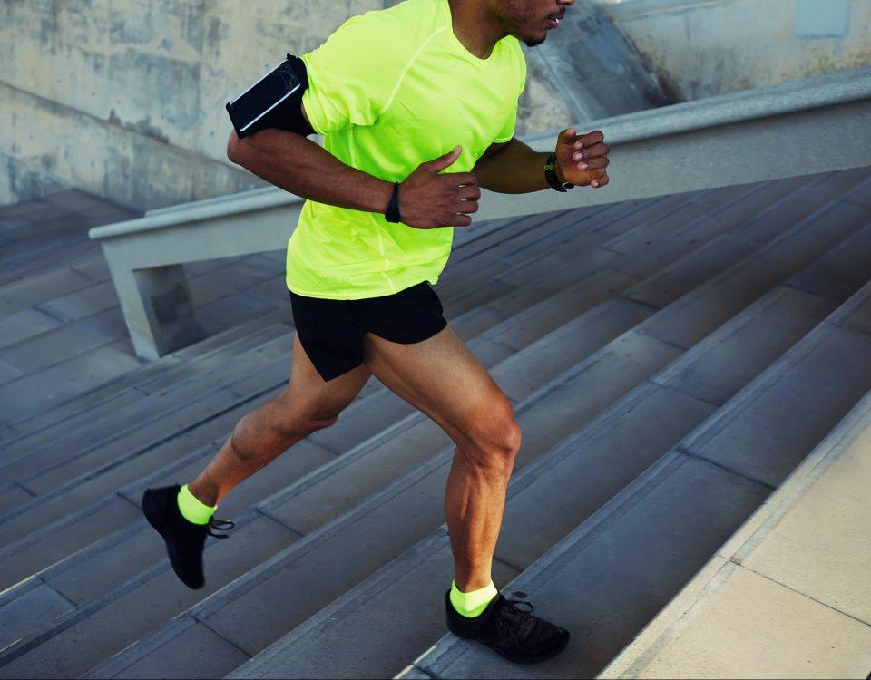 Sport meer buiten op groene plekken