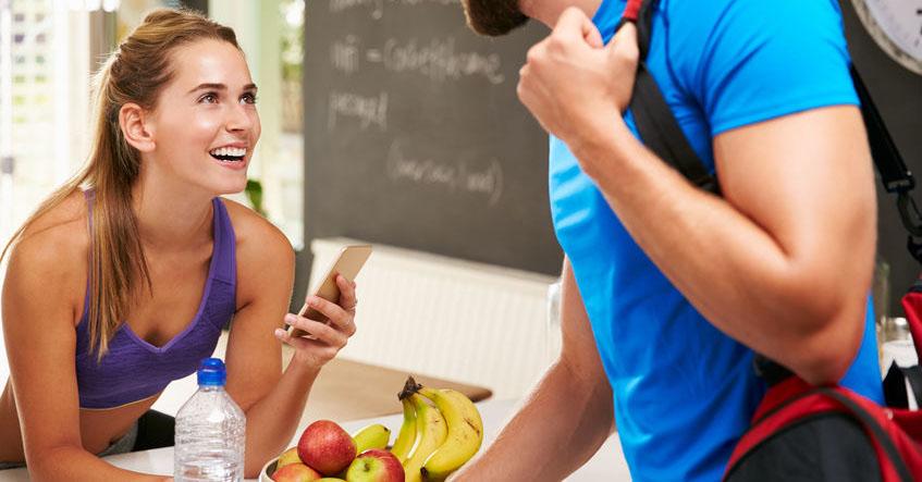 sporten zonder ontbijt