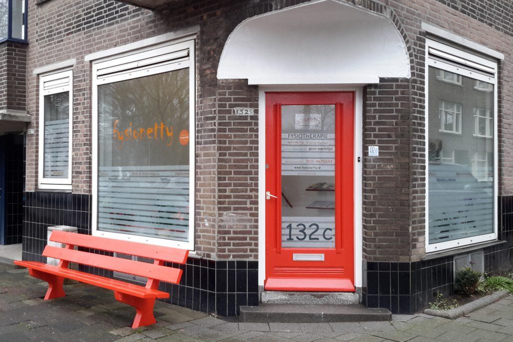 Fysiotherapie Rotterdam Noorderhavenkade