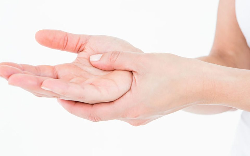 handpijn bij duim