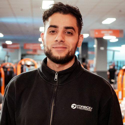 Mohamed Barghouti